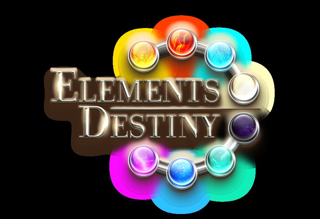 Elements Destiny Logo Elemente